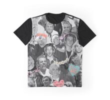 Ross Lynch Tumblr collage Graphic T-Shirt