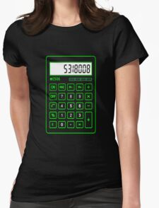 5318008 (E506) Womens Fitted T-Shirt