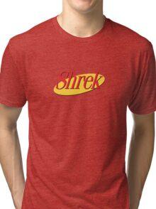 Shrekfeld  Tri-blend T-Shirt