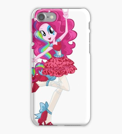 Pinkie Pie Equestria iPhone Case/Skin
