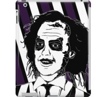 Beetlejuice iPad Case/Skin