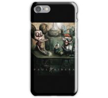 Dexters Meth Lab iPhone Case/Skin