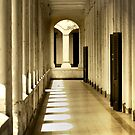 Corridor In The Old Building by Charuhas  Images