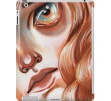 Little Ginger Scamp iPad Case/Skin