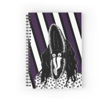 Beetlejuice Barbara Spiral Notebook