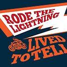 Lightning Rider by Sixto Tomas Marcelo