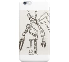 critter iPhone Case/Skin