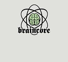 Braincore - Atomic Nucleus Brain Unisex T-Shirt