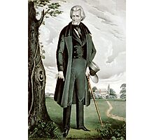 General Andrew Jackson - the hero, the sage and the patriot - 1845 - Currier & Ives Photographic Print