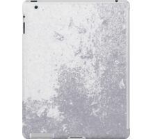 Earth Sweat Design (Lilac Gray Color) iPad Case/Skin