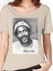 Marvin Gaye Women's Relaxed Fit T-Shirt