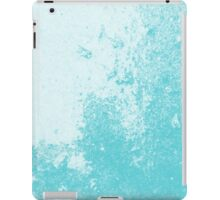 Earth Sweat Design (Shakespeare Blue Color) iPad Case/Skin