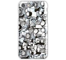Cubsim Collage iPhone Case/Skin