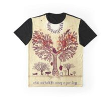 lung trees Graphic T-Shirt