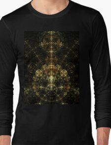 Matrix - Abstract Fractal Artwork Long Sleeve T-Shirt