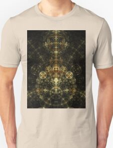 Matrix - Abstract Fractal Artwork Unisex T-Shirt