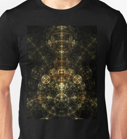 Matrix - Abstract Fractal Artwork Unisex T-Shirt