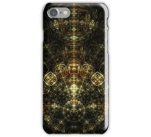 Matrix - Abstract Fractal Artwork iPhone Case/Skin
