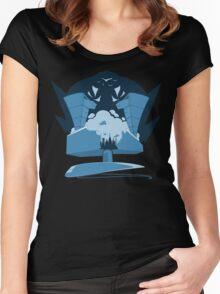 Head Blast Women's Fitted Scoop T-Shirt