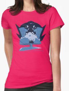Head Blast Womens Fitted T-Shirt
