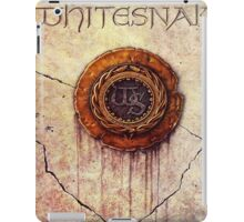 whitesnake retak iPad Case/Skin