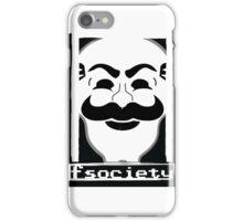 F*** Society! - Mr. Robot - iPhone Case/Skin