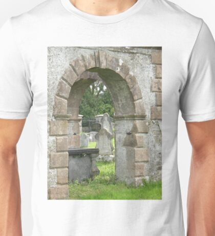 Eglington old church Co Derry Ireland Unisex T-Shirt