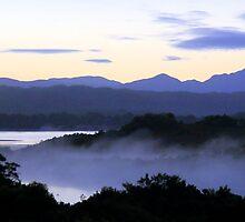 Pre-dawn at Strahan by Carole-Anne