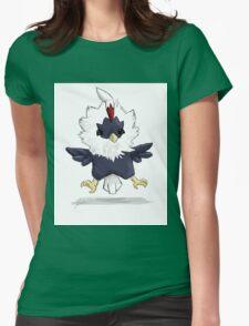 Rufflet Womens Fitted T-Shirt