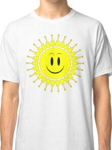 Yellow guitars sun Classic T-Shirt