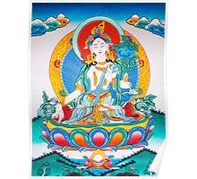 poster of white tara Poster