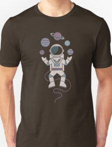 The Juggler Unisex T-Shirt