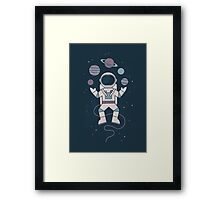 The Juggler Framed Print