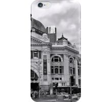 Flinders Street Melbourne iPhone Case/Skin