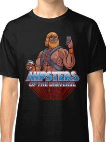 Hipsters Of The Universe Classic T-Shirt