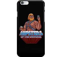 Hipsters Of The Universe iPhone Case/Skin