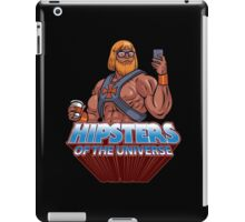 Hipsters Of The Universe iPad Case/Skin