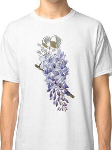 Flower - Wisteria Classic T-Shirt