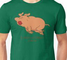 Cuando los cerdos vuelen Unisex T-Shirt
