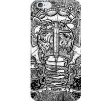 Rebirth - Black & White iPhone Case/Skin