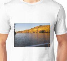 Murray River cliffs Unisex T-Shirt
