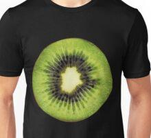 Kiwi fruit slice Unisex T-Shirt