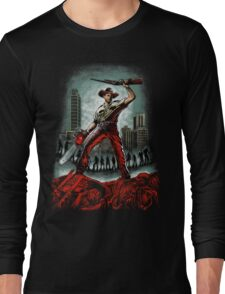 Army Of Walkers Long Sleeve T-Shirt