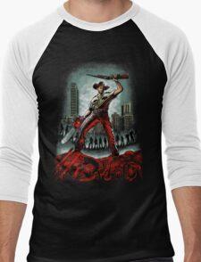 Army Of Walkers Men's Baseball ¾ T-Shirt