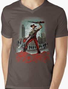 Army Of Walkers Mens V-Neck T-Shirt
