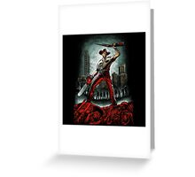 Army Of Walkers Greeting Card