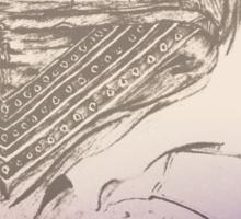 The Walking Dead / Daryl Dixon Sticker