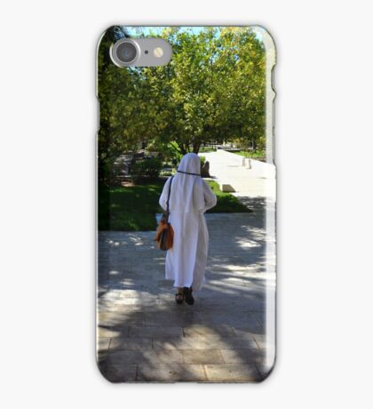 On the Right Path iPhone Case/Skin