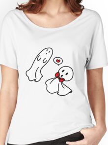 Love Ghosts Women's Relaxed Fit T-Shirt
