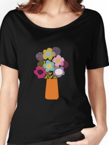 Bouquet Women's Relaxed Fit T-Shirt